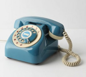 Rotary Telephone in an iPhone World
