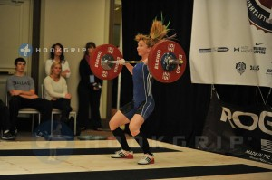 American Open Weightlifting Championships December 2013