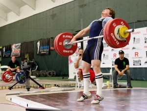 Chad Vaughn's Big Snatch Pull